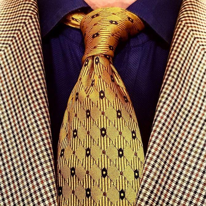Як зав'язати краватку – 5 кращих способів 9