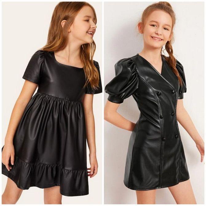 Шкільні сукні для дівчаток: наймодніші тенденції 2021-2022 року 1