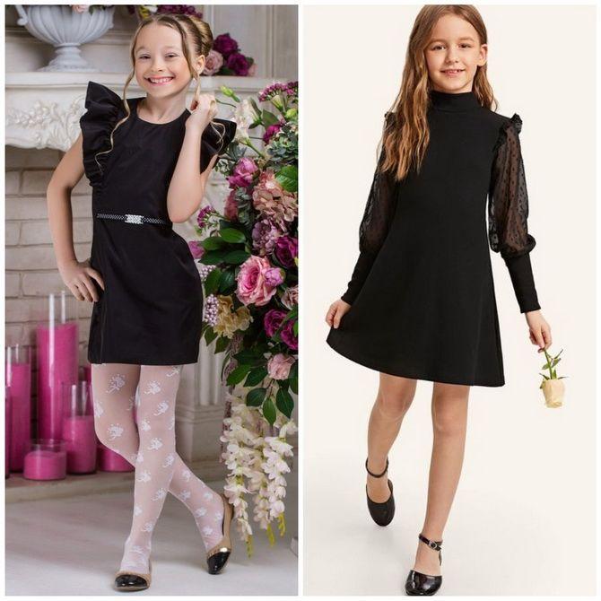 Шкільні сукні для дівчаток: наймодніші тенденції 2021-2022 року 2