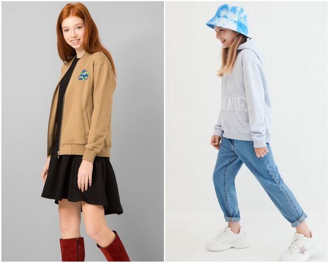 Модная школьная форма для девочек: стильные фото 2020-2021 года 6