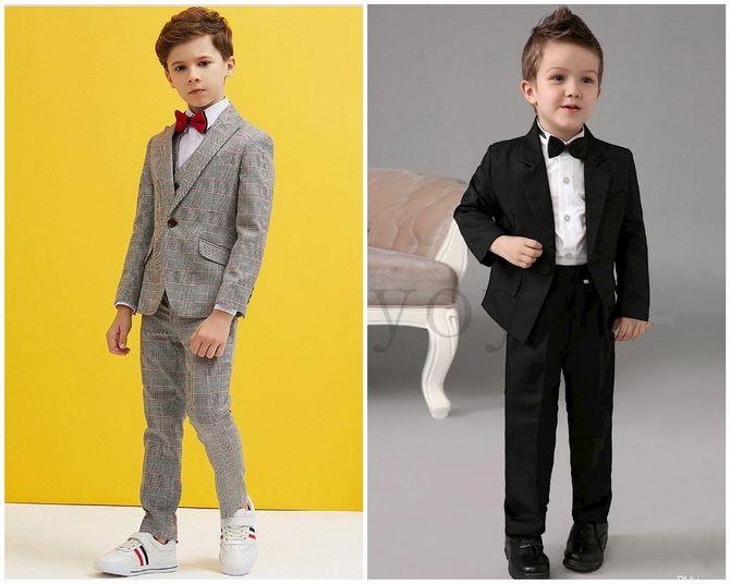 Модная школьная форма для мальчиков: стильные и практичные фасоны 2021-2022 12
