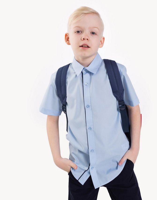 Модная школьная форма для мальчиков: стильные и практичные фасоны 2021-2022 17