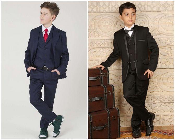 Модная школьная форма для мальчиков: стильные и практичные фасоны 2021-2022 18