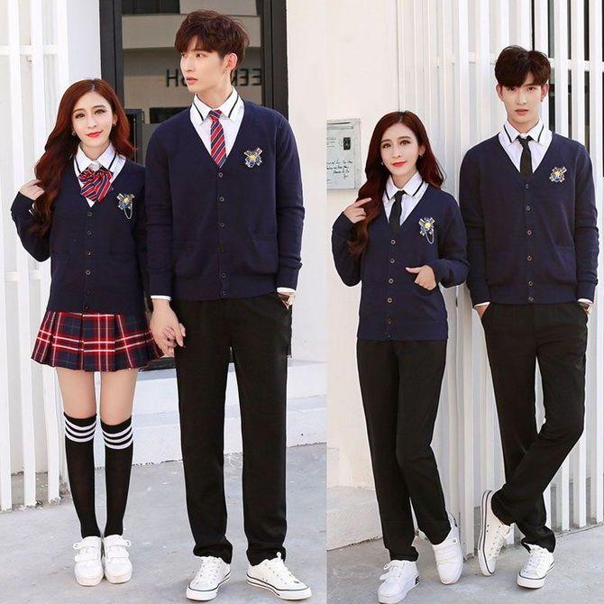 Модная школьная форма для мальчиков: стильные и практичные фасоны 2021-2022 7