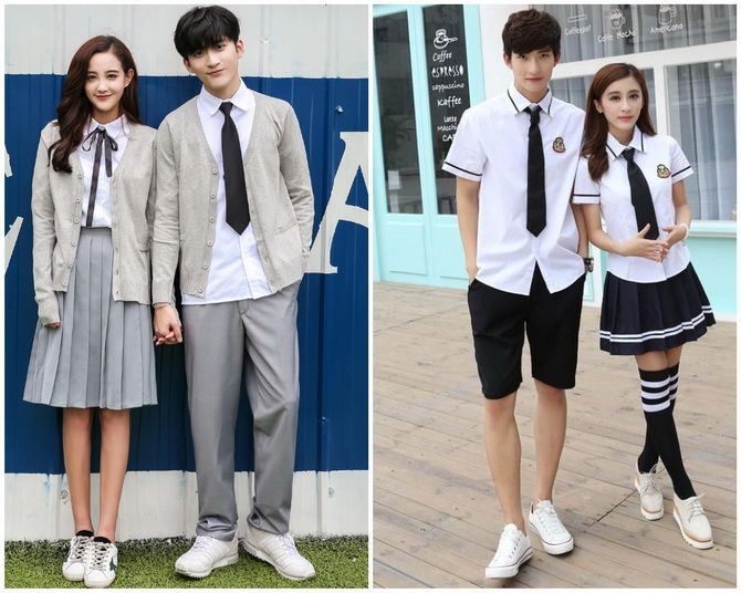 Модная школьная форма для мальчиков: стильные и практичные фасоны 2020-2021 8