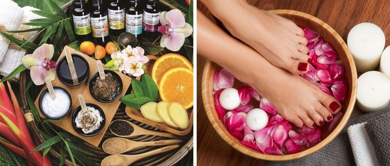 Домашний спа-салон для ног: расслабляющие и лечебные ванночки