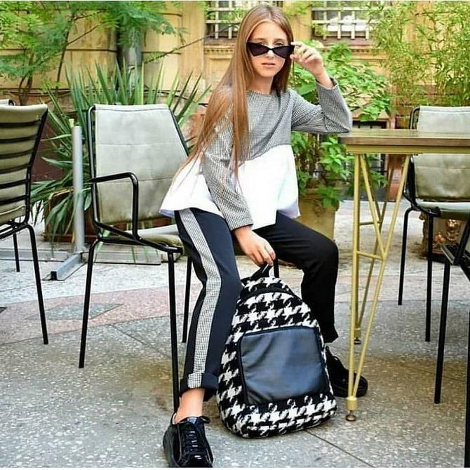 Модний одяг для підлітків 2021-2022: складаємо стильний гардеробчик 31