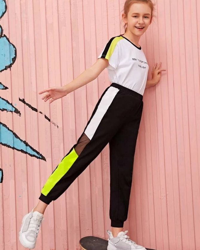 Модний одяг для підлітків 2021-2022: складаємо стильний гардеробчик 33
