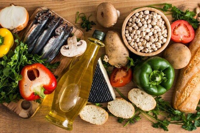 Средиземноморская диета: худеем легко и с пользой 1