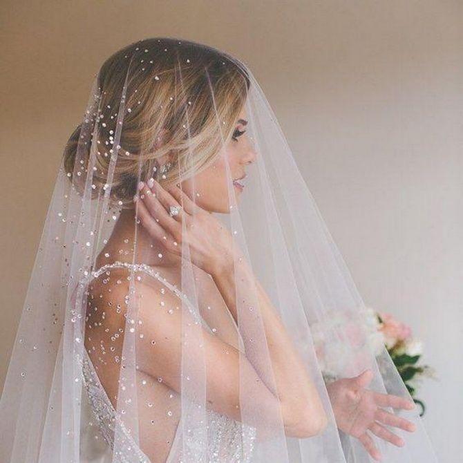 Свадебные прически 2021: шикарные идеи для торжества 14