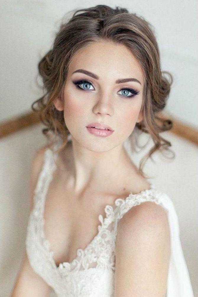 Свадебный макияж 2021: тенденции красоты, о которых должна знать каждая невеста 1