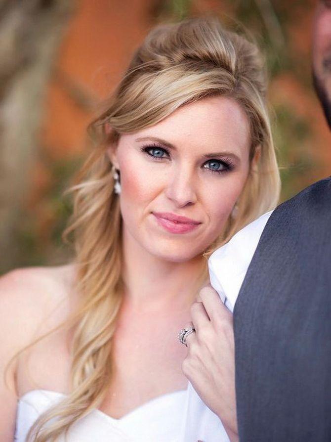 Свадебный макияж 2021: тенденции красоты, о которых должна знать каждая невеста 27