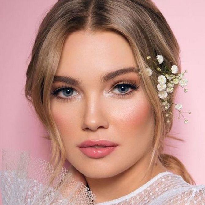 Весільний макіяж 2021: тенденції краси, про які повинна знати кожна наречена 2