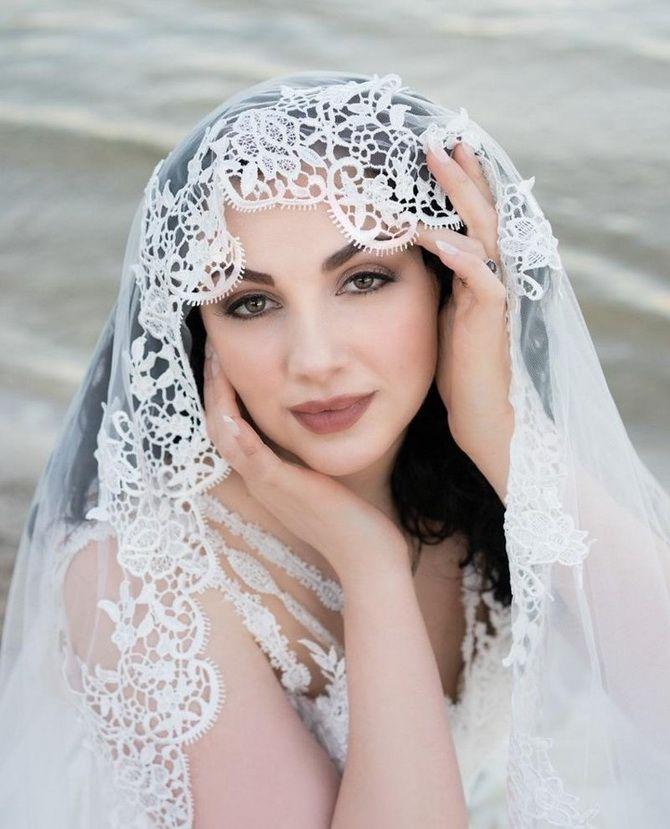 Свадебный макияж 2021: тенденции красоты, о которых должна знать каждая невеста 11