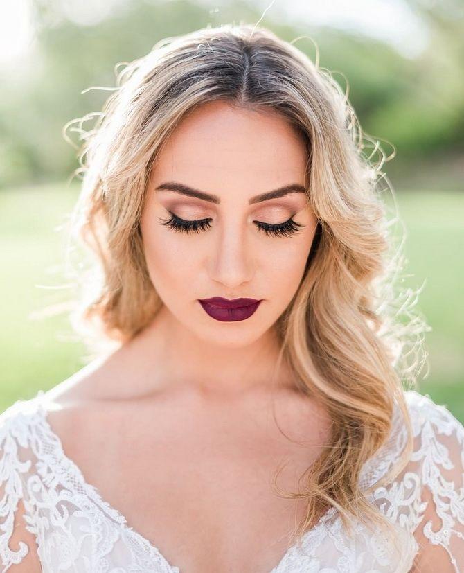 Свадебный макияж 2021: тенденции красоты, о которых должна знать каждая невеста 12