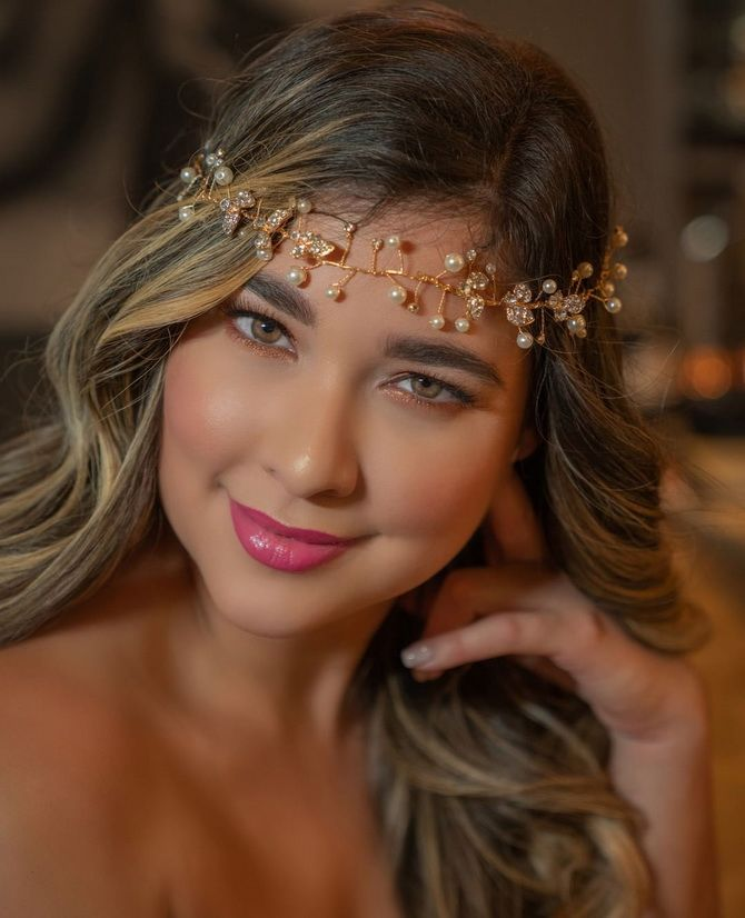 Свадебный макияж 2021: тенденции красоты, о которых должна знать каждая невеста 13