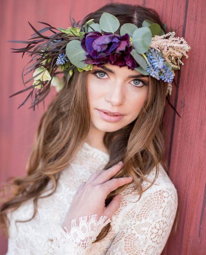 Весільний макіяж 2021: тенденції краси, про які повинна знати кожна наречена 16