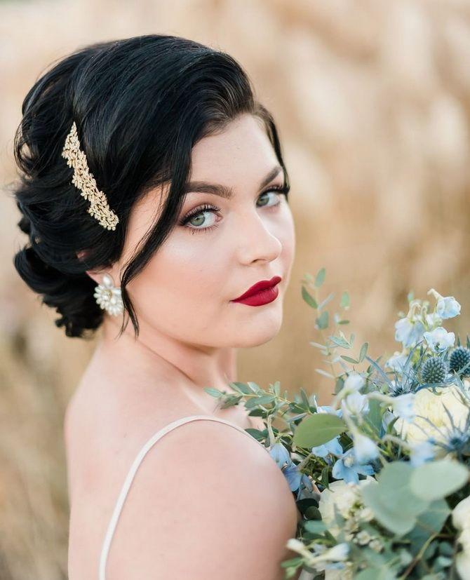 Свадебный макияж 2021: тенденции красоты, о которых должна знать каждая невеста 17