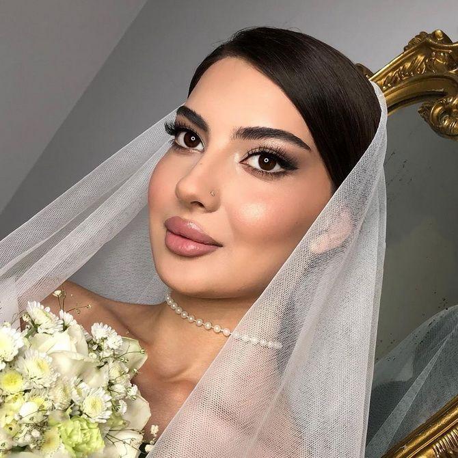 Свадебный макияж 2021: тенденции красоты, о которых должна знать каждая невеста 18