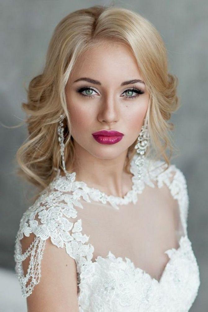 Свадебный макияж 2021: тенденции красоты, о которых должна знать каждая невеста 26