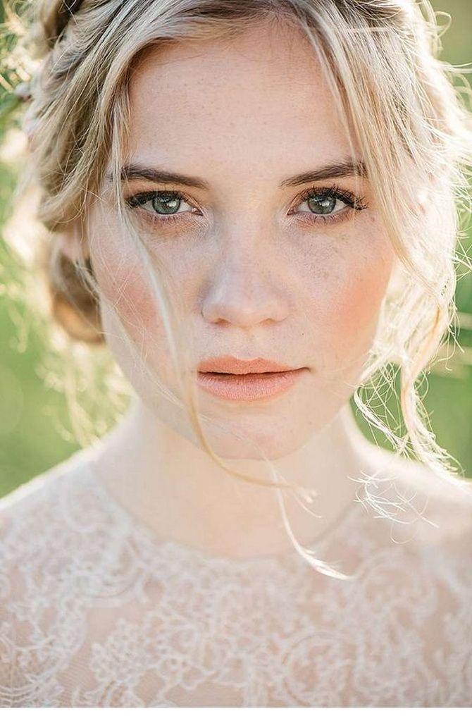 Весільний макіяж 2021: тенденції краси, про які повинна знати кожна наречена 25