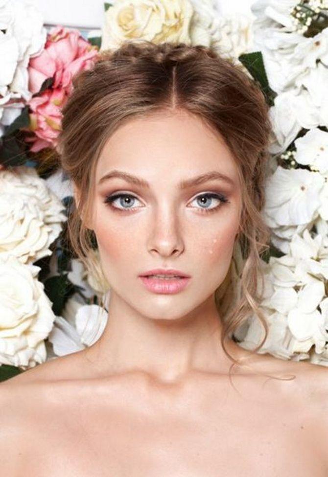 Свадебный макияж 2021: тенденции красоты, о которых должна знать каждая невеста 3