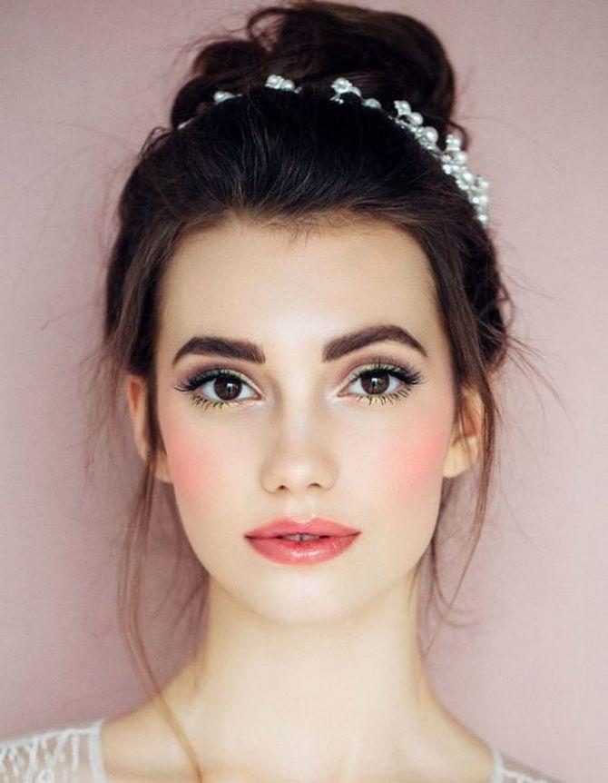 Свадебный макияж 2021: тенденции красоты, о которых должна знать каждая невеста 29