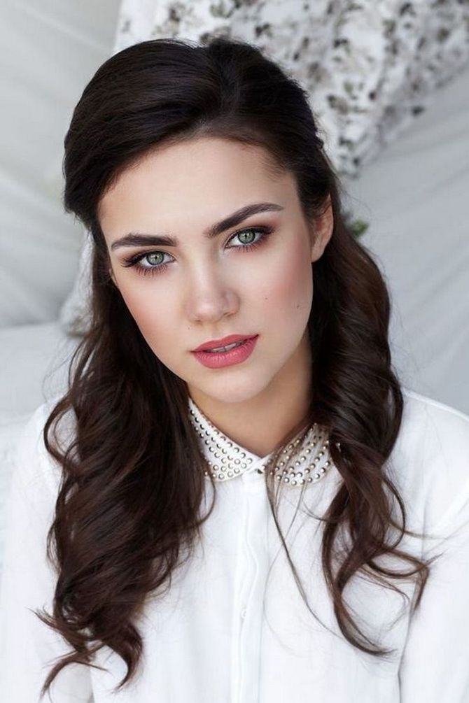Весільний макіяж 2021: тенденції краси, про які повинна знати кожна наречена 30