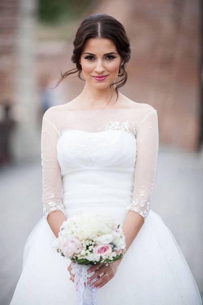 Свадебный макияж 2021: тенденции красоты, о которых должна знать каждая невеста 31