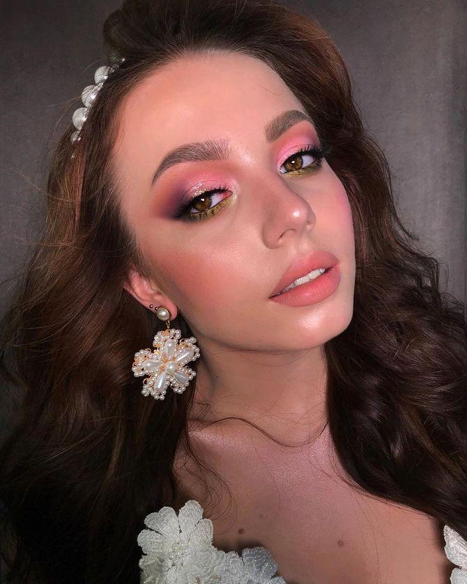 Свадебный макияж 2021: тенденции красоты, о которых должна знать каждая невеста 7