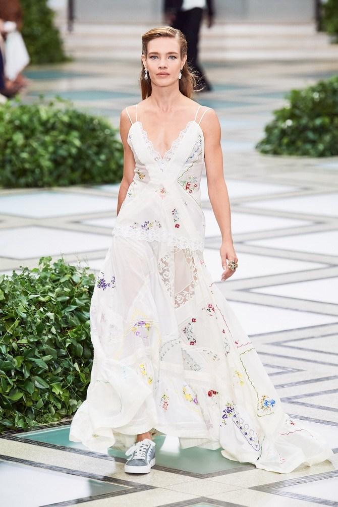Платья с вышивкой — лучшие модели сезона 2021-2022 14