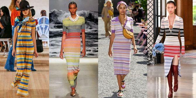 Трикотажные платья 2021-2022: удобство на любой сезон 13