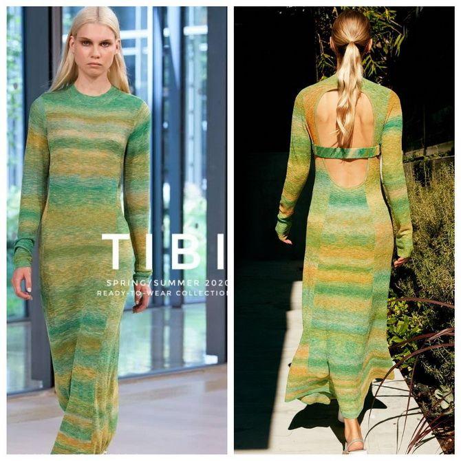 Трикотажные платья 2021-2022: удобство на любой сезон 15
