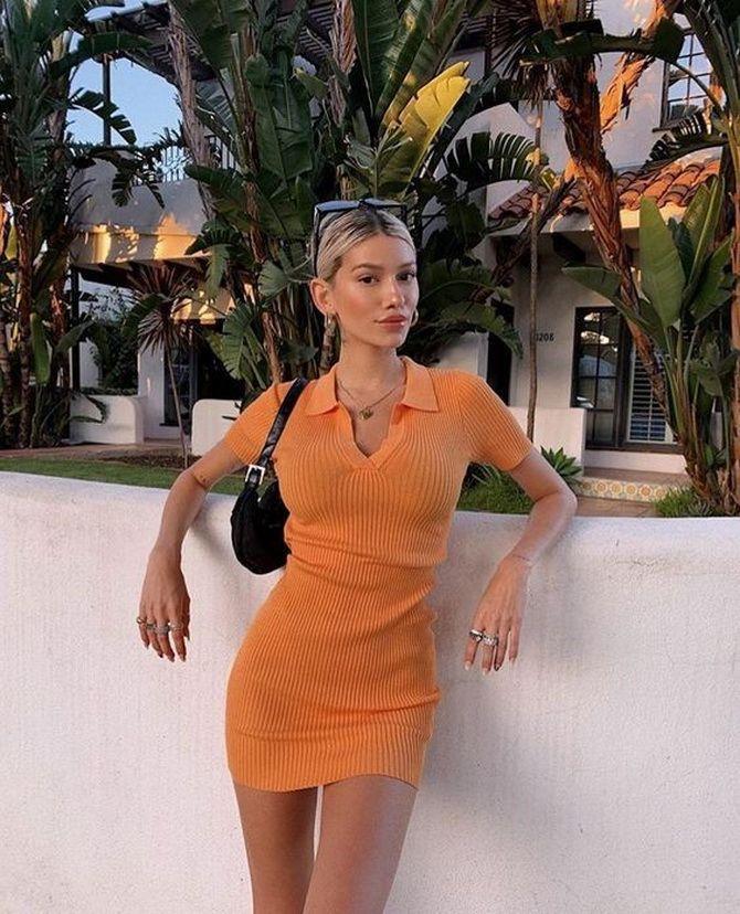 Трикотажні сукні 2020-2021: зручність на будь-який сезон 18