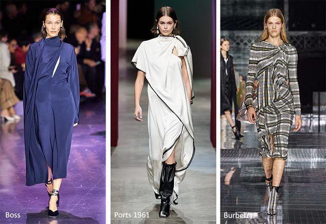 Трикотажные платья 2021-2022: удобство на любой сезон 20