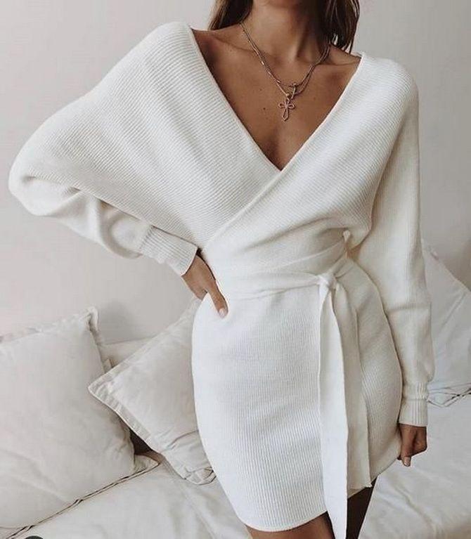 Трикотажні сукні 2020-2021: зручність на будь-який сезон 21