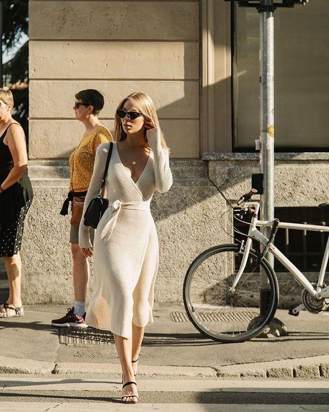 Трикотажні сукні 2020-2021: зручність на будь-який сезон 22
