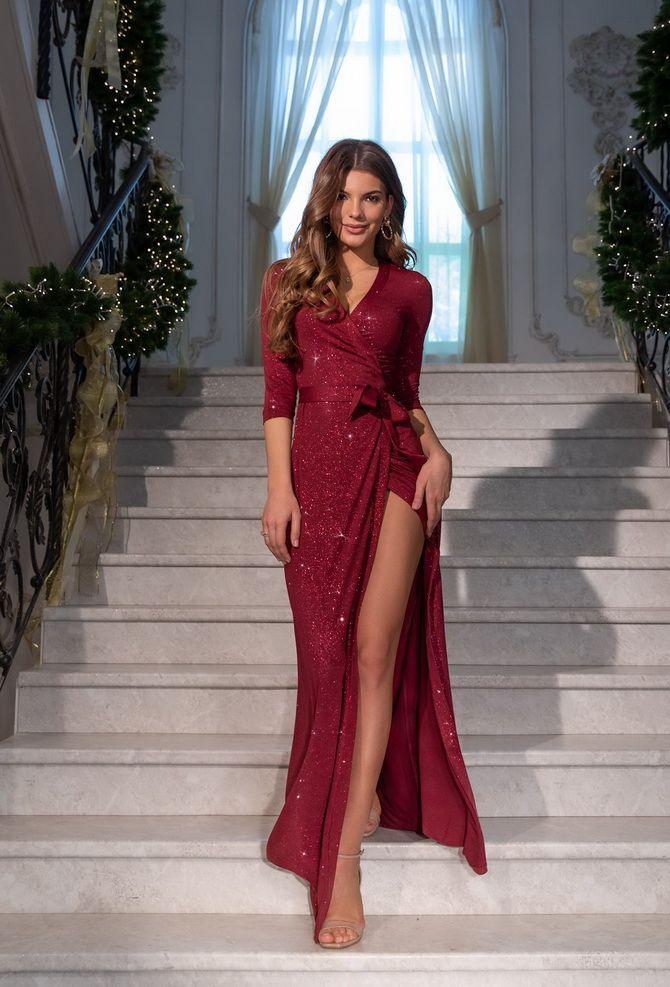 Трикотажні сукні 2020-2021: зручність на будь-який сезон 25