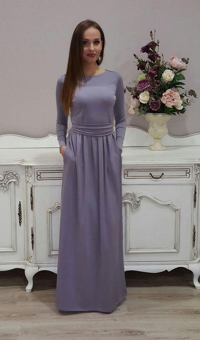 Трикотажні сукні 2020-2021: зручність на будь-який сезон 34