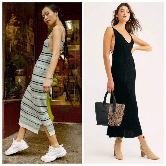 Трикотажні сукні 2020-2021: зручність на будь-який сезон 8