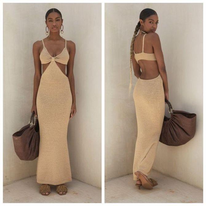Трикотажні сукні 2020-2021: зручність на будь-який сезон 10