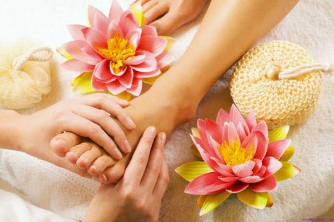 Домашний спа-салон для ног: расслабляющие и лечебные ванночки 1