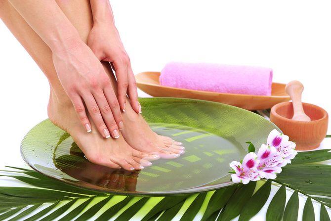 Домашний спа-салон для ног: расслабляющие и лечебные ванночки 7