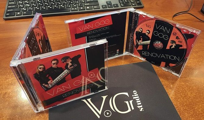 "Renovation гурту ""VAN GOG"" 6"