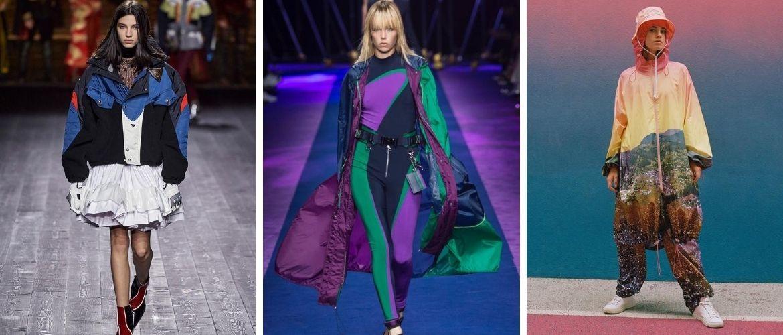 Women's windbreakers 2020 – fashionable autumn trend