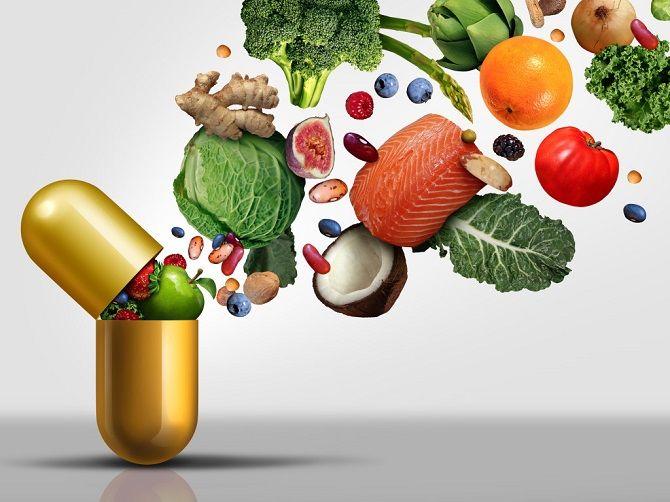 Сохранить молодость и здоровье: витамины для женской красоты 1