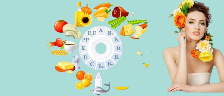 Сохранить молодость и здоровье: витамины для женской красоты