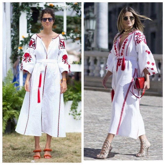 Сукні з вишивкою – кращі моделі сезону 2020-2021 48