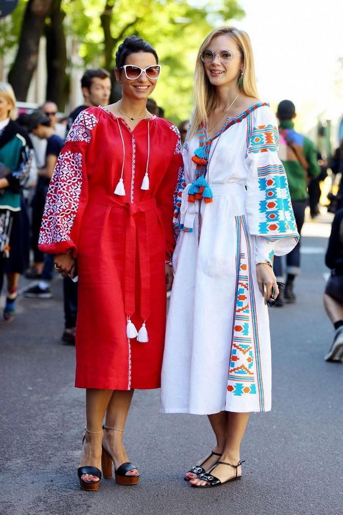 Сукні з вишивкою – кращі моделі сезону 2020-2021 41