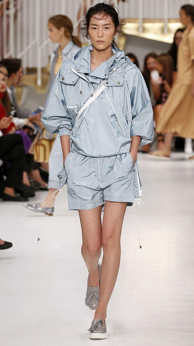 Женские ветровки 2021 — модный осенний тренд 1